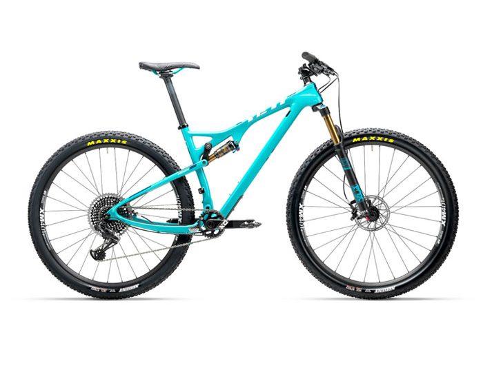 Bicicleta ASR TURQ X01