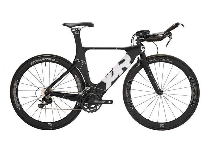Bicicleta QR CD0.1 105