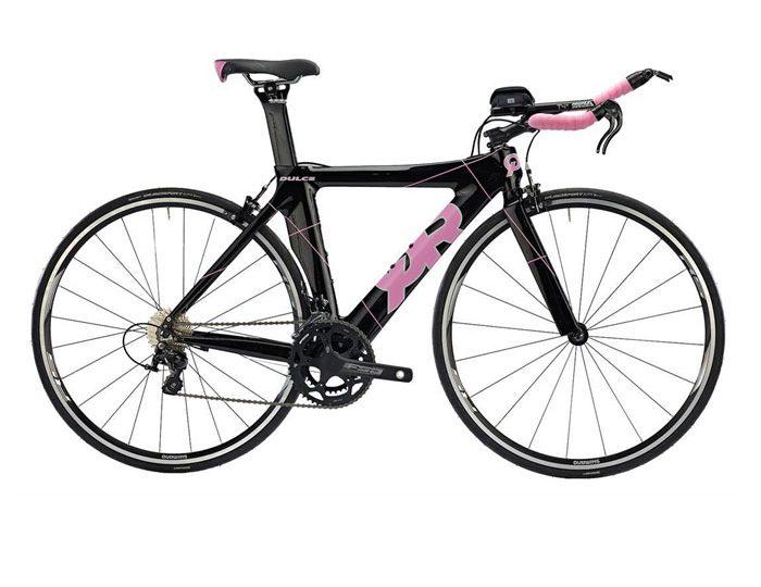 Bicicleta QR dulce