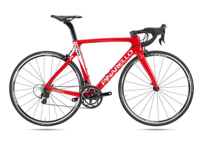 Bicicleta Gan Red