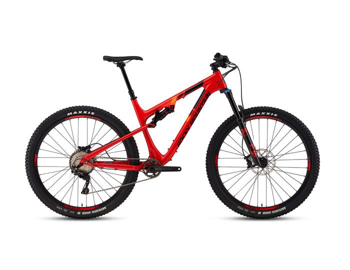 Bicicleta instinct 950 MSL