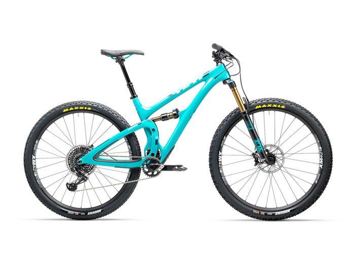 Bicicleta SB4.5 Turq X01