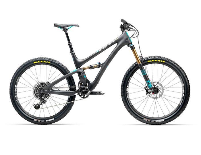 Bicicleta YETI 2017 SB5