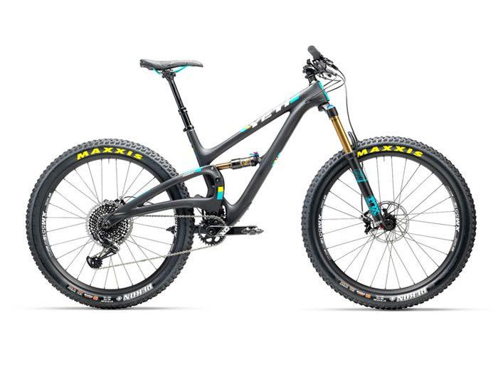 Bicicleta SB5+ Turq X01