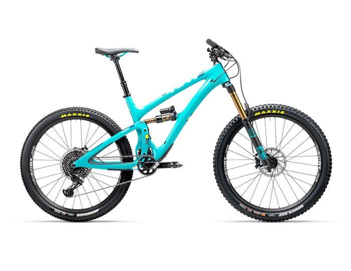Bicicleta YETI 2017 SB6