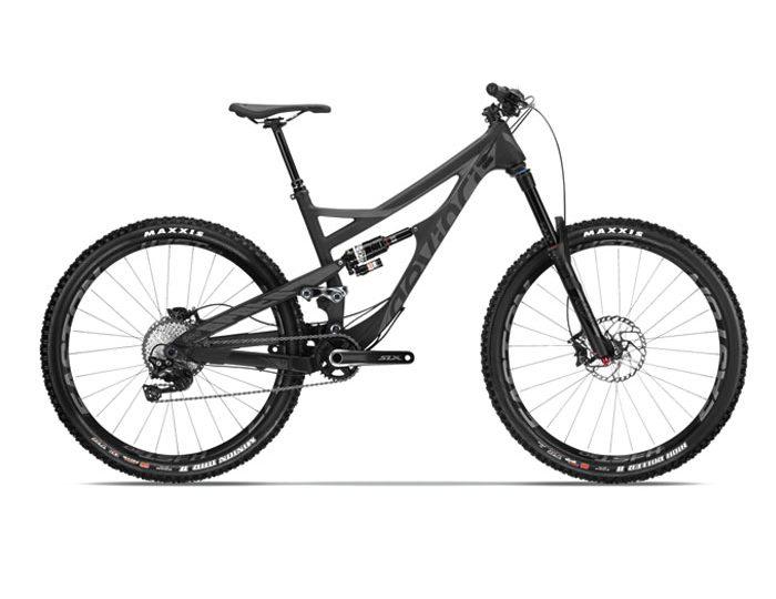 Bicicleta Devinci Spartan Carbon SLX / XT