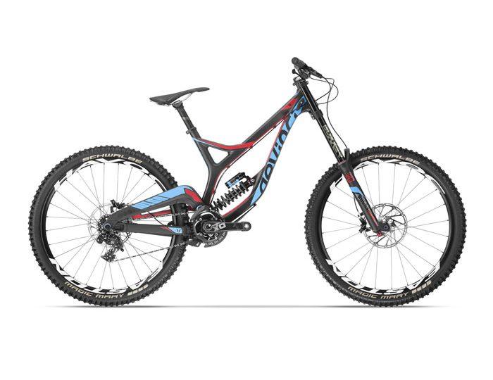 Bicicleta Devinci Wilson Carbon SL