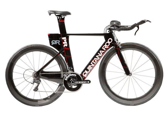Biccileta QR Black Red PRfive