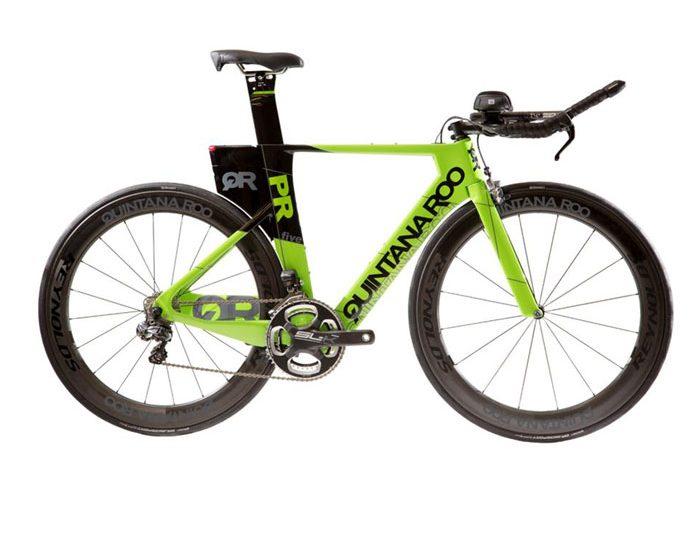 Biccileta QR Green PRfive