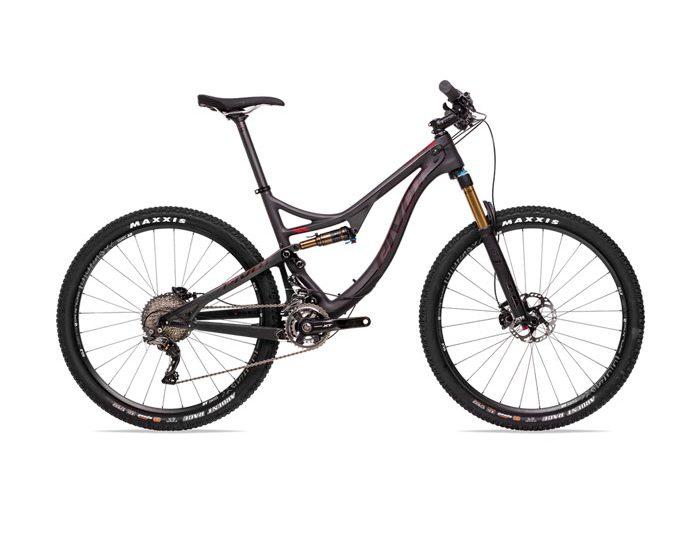 Bicicleta Mach 4 Carbon