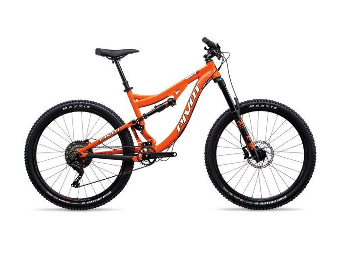 Bicicleta Mach 6 Aluminum