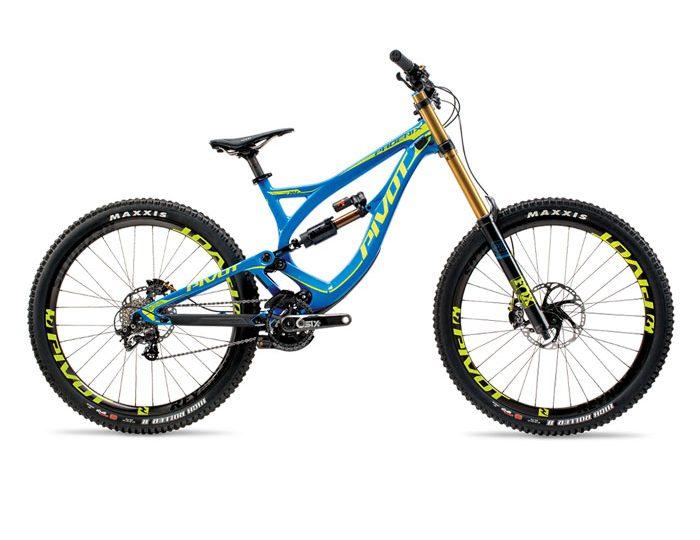 Bicicleta Phoenix DH Carbon