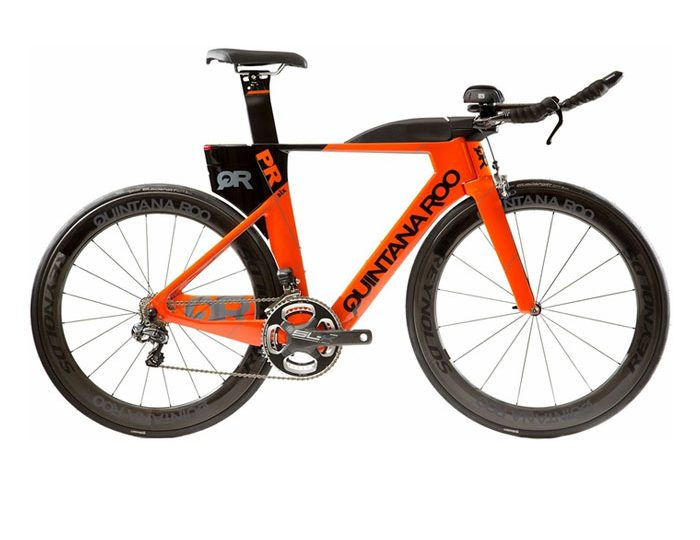 Bicicleta QR Orange PRsix