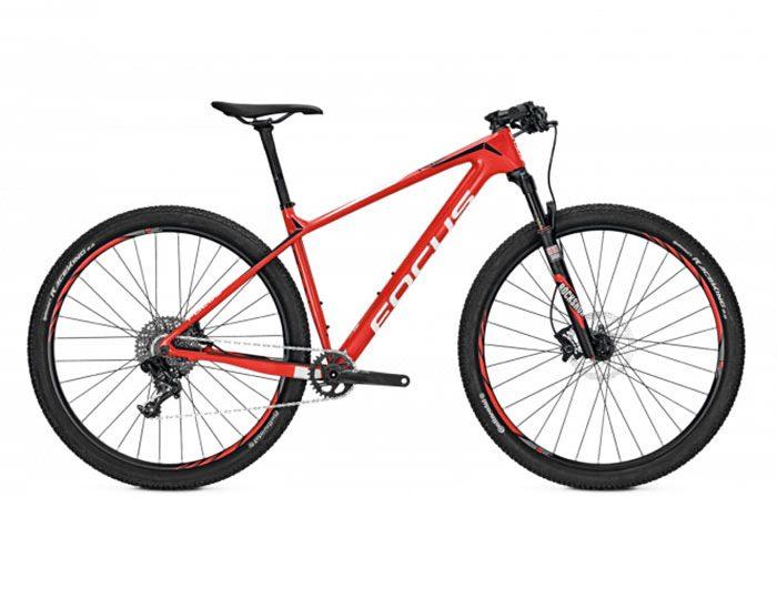 Bicicleta focus raven evo