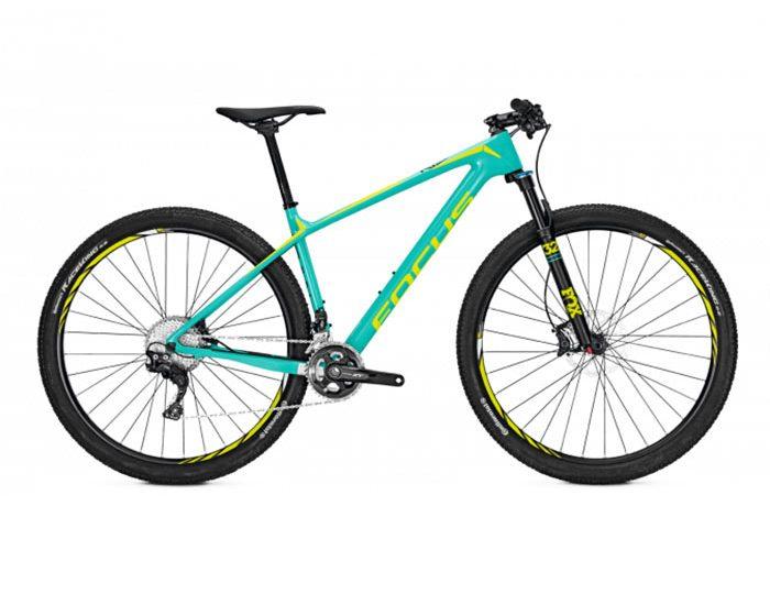 Bicicleta focus raven lite 29