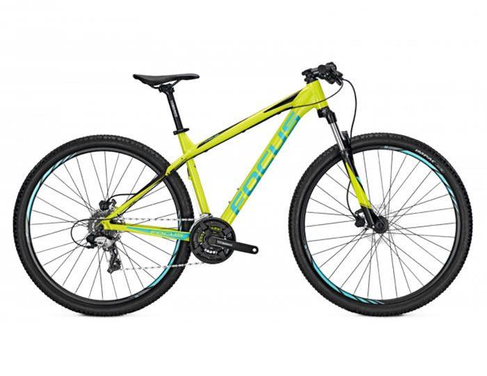 Bicicleta focus whistler elite 29