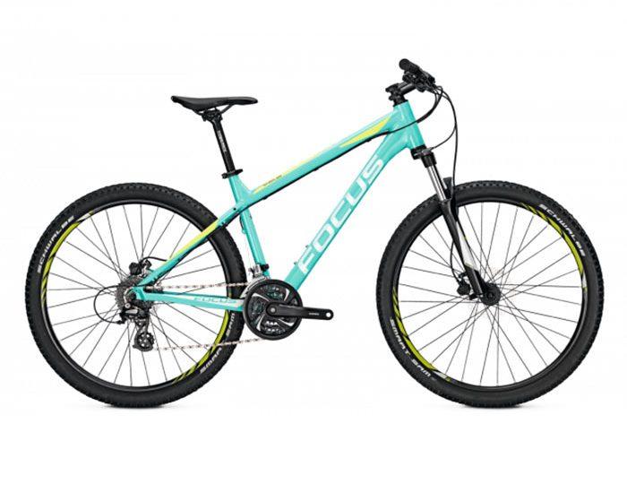 Bicicleta focus whistler evo 27