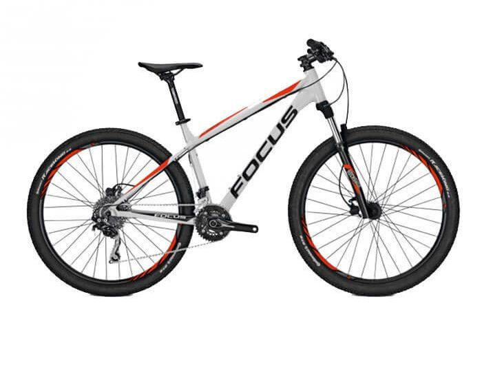 Bicicleta focus whistler pro 27