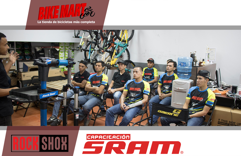 Capacitación SRAM